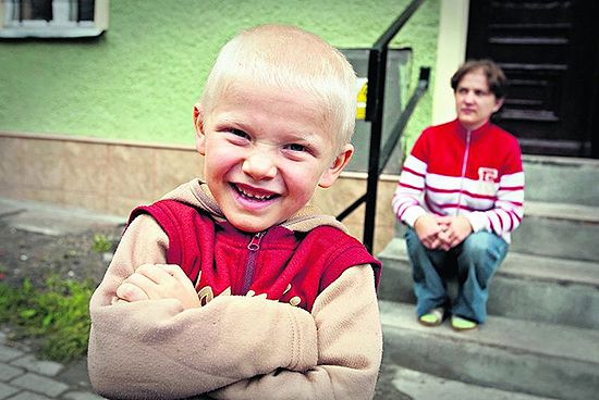 6-latek z Wałbrzycha chce zarobić za granicą