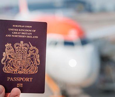 Dla wielu Brytyjczyków podróżowanie po Brexicie może być uciążliwe