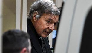 Kardynał George Pell skazany za pedofilię odwołał się do Sądu Najwyższego