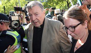 """Skazany za pedofilię kardynał Pell wnosi apelację. """"Wyrok nieuzasadniony"""""""