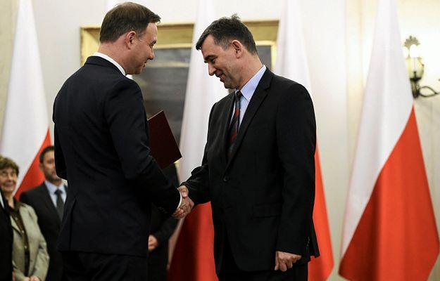 """Ambasador Polski w Niemczech Andrzej Przyłębski na liście """"najbardziej kłopotliwych berlińczyków"""""""