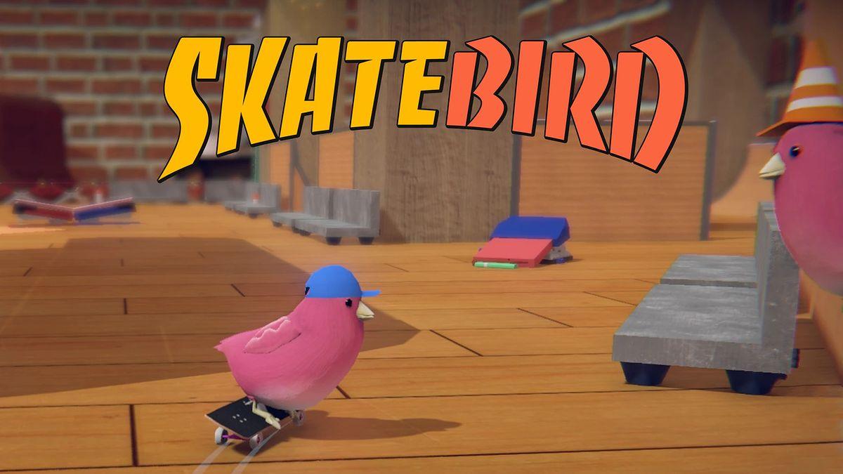 Epic Games odrzuca SkateBIRD. Wcześniej studio obiecało klucze Steam na Kickstarterze