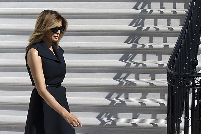 Melania Trump - sylwetka