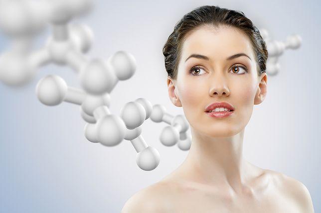 Kwas hialuronowy w kosmetykach