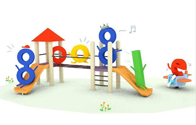 Dzień Dziecka 2015. Google pokazało specjalnego Doodla