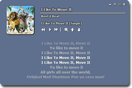 MiniLyrics - karaoke na komputerze z dowolną piosenką
