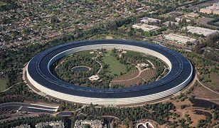 Apple Park - nowa siedziba firmy to jeden z najdroższych budynków świata