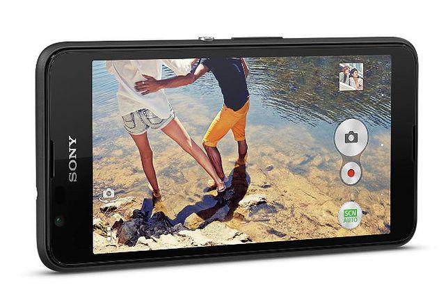 Sony Xperia E4g - łatwy w użyciu smartfon z LTE
