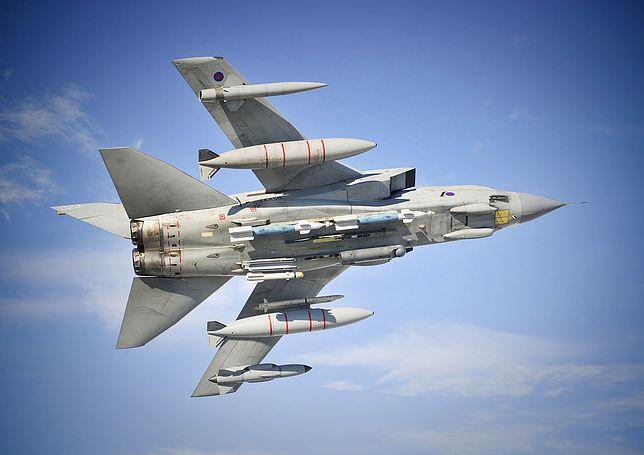 Brytyjskie Tornado GR4