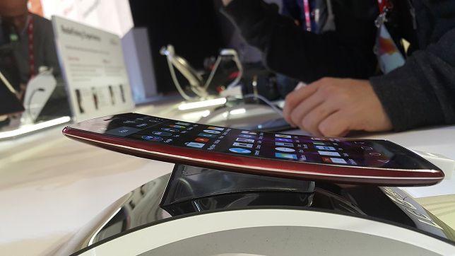 Wykrzywiony smartfon LG G Flex 2 zadebiutuje w Europie