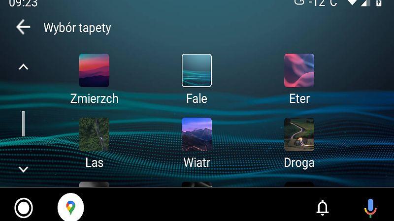 Android Auto 6.2 jest już dostępny do pobrania, fot. Oskar Ziomek