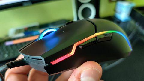 Cooler Master CM110 - przewodowa myszka z RGB dla graczy za mniej niż 120 zł!