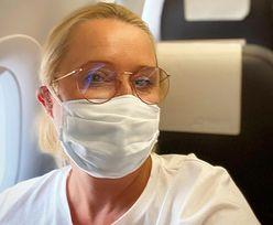 """Agata Młynarska ma poważne problemy. """"Choroba postanowiła pokazać, na co ją stać"""""""