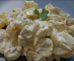 Przepis na kartoffelsalat. Ziemniaczana sałatka prosto z Niemiec