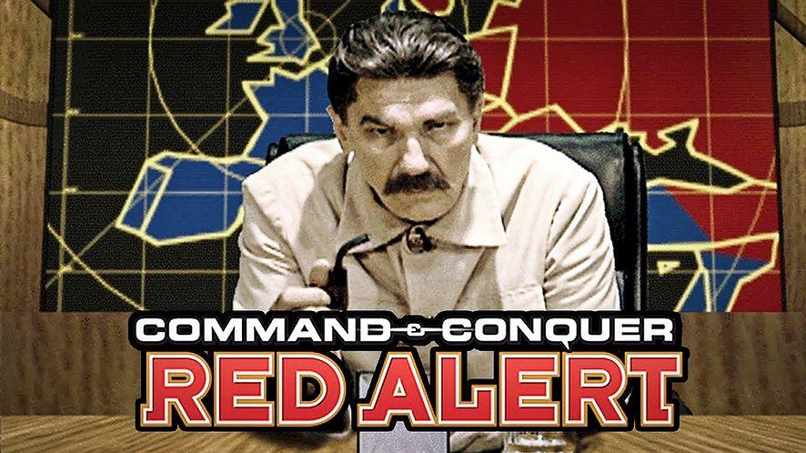 Red Alert, screenshot z gry, fot. YouTube