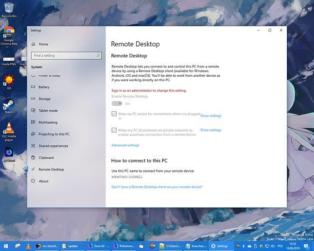 W systemie Windows 10 jesteśmy bezpieczni, ale może warto wyłączyć tę usługę mimo wszystko...