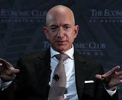 Jeff Bezos leci w kosmos. Pobije kilka rekordów!