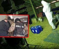Breaking Bad w Ostródzie. Fabryka narkotyków w zakładzie pogrzebowym