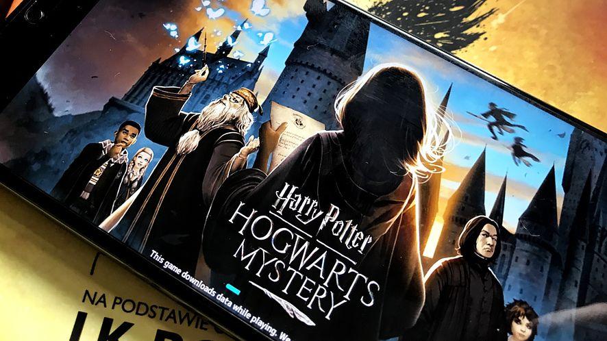 Premiera Harry Potter: Hogwarts Mystery. Będzie hit na miarę Pokemon Go?