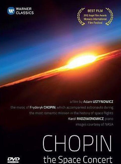 """Za darmo: pokaz filmu """"Chopin - the space concert"""" [WIDEO]"""