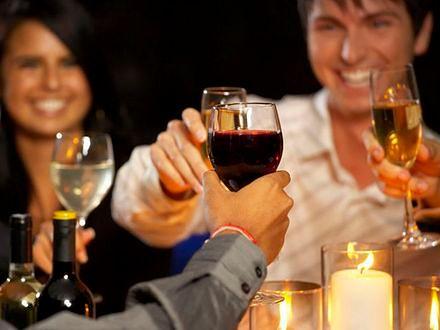 Piwo i wino dobre dla serca