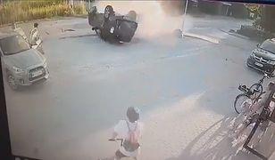Dramatyczny wypadek na Mazowszu