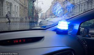 Policjanci oddali kilkanaście strzałów