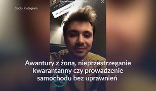 Daniel Martyniuk bohaterem afer. Rodzina ma już zszargane nerwy