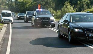Kurs dla kierowców pojazdów uprzywilejowanych - na czym polega i dlaczego nie muszą odbywać go BOR-owcy?