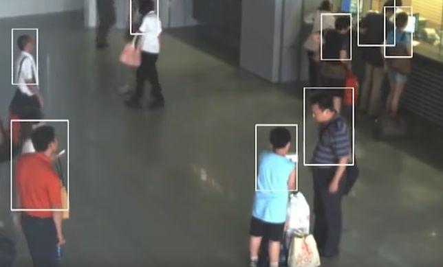 Rozpoznawanie twarzy jest normą w Chinach