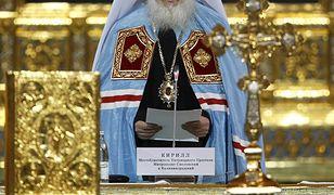 Patriarcha Cyryl: Rosji nie stać na kolejną rewolucję