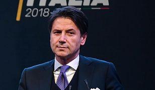 Włochy: kandydat na premiera oskarżony o kłamstwo. Giuseppe Conte podkoloryzował życiorys