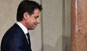 Włoski premier zrezygnował z próby tworzenia rządu. Decyzja zapadła po rozmowie z prezydentem