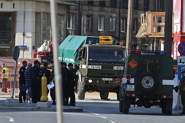 Kolejny niewybuch znaleziony na budowie metra w Warszawie
