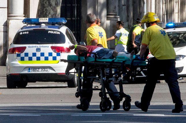 Zamachy terrorystyczne w Hiszpanii. Jest wielu zabitych i rannych
