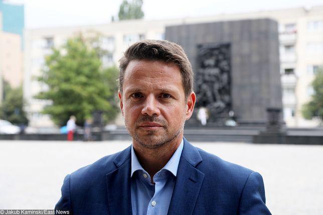 Warszawa - Wisła zanieczyszczona ściekami. Rafał Trzaskowski: Podziękuję premierowi Morawieckiemu