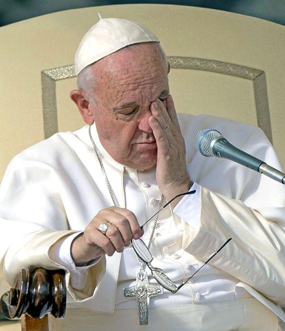 Papież przeprasza w swoim liście do biskupów Chile