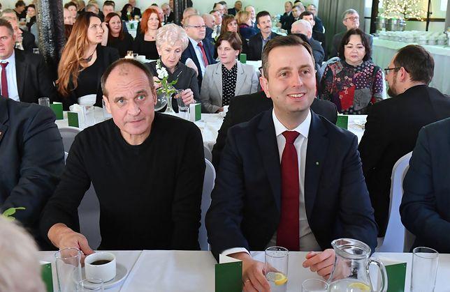 Wybory prezydenckie 2020. Paweł Kukiz ma kandydata na prezydenta. Ale stawia warunek