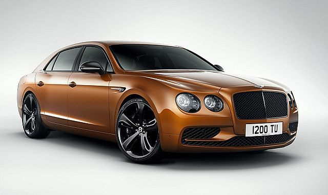 Bentley Flying Spur W12 S: elegancki sprinter