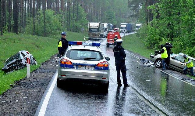 Pierwszy kwartał 2016 roku bezpieczniejszy na polskich drogach