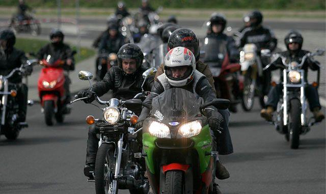Darmowe szkolenia motocyklistów mają poprawić bezpieczeństwo