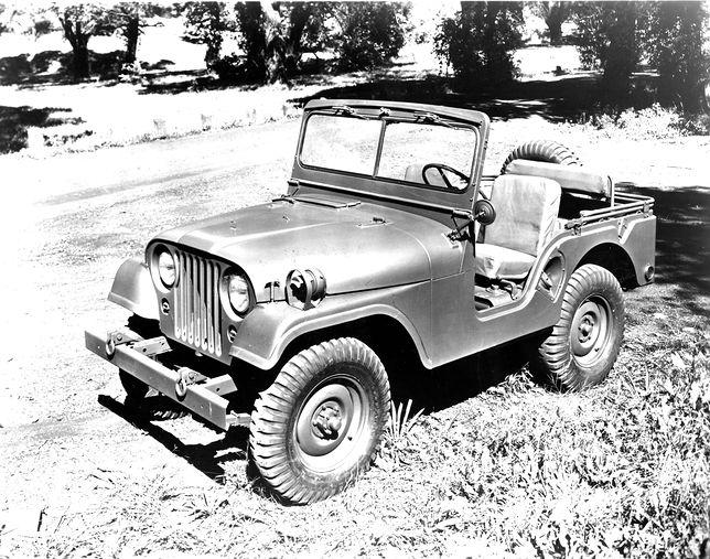 Samochód, od którego zaczęła się cała, oddzielna kategoria pojazdów - Willys Jeep i jego prawnuki