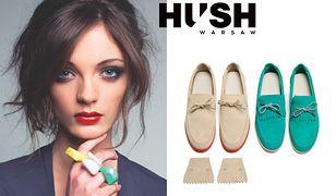 HUSH WARSAW - impreza modowa na Narodowym!