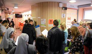 Rejestracja wyborców w Warszawie