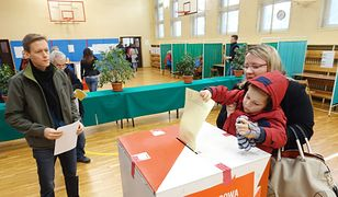 W Warszawie rośnie rejestr wyborców.