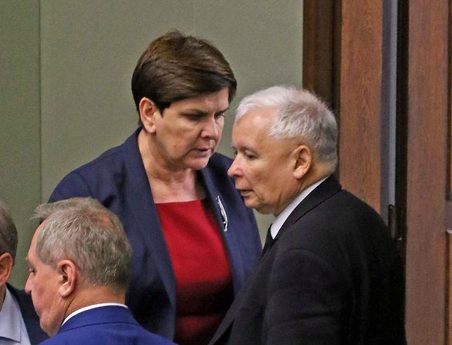 Jarosław Kaczyński i Beata Szydło nie muszą zeznawać ws. blokady Wawelu