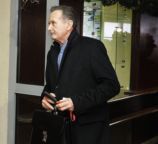 Generał Gromosław Czempiński usłyszał zarzuty korupcyjne