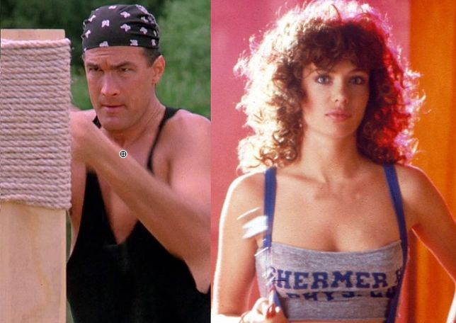Steven Seagal i Kelly LeBrock