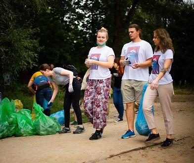 Warszawa. Dziś Światowy Dzień Sprzątania. Wielka akcja w Dzielnicy Wisła