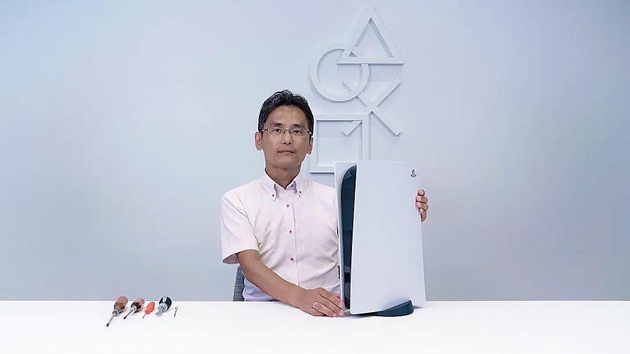 PlayStation 5 wykorzystuje chłodzenie z ciekłego metalu, fot. Sony